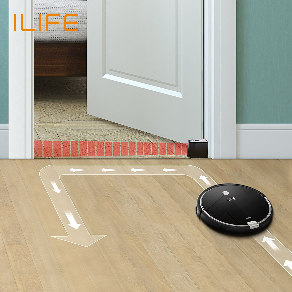 ILIFE A6/V8PLUS  Electrowall Barrier For Robot Vacuum Cleaner 2