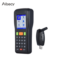 Aibecy LM3306 Handheld Inventory Data Terminal Collector Wireless & Wired Barcode Scanner PDT 1D Bar Code Scanning Engine