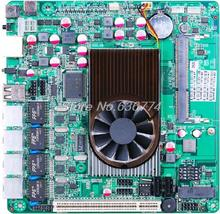 Soft routing 4 Gigabit Network interface board motherboard RTL8111E 1000M firewall ROS