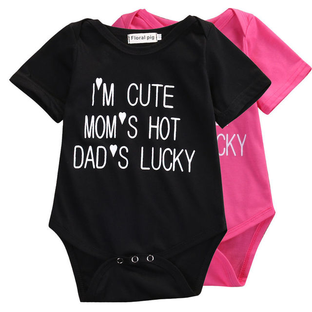New 2017 Brand Baby Bodysuits Spring summer Babies Newborn Cotton Body Baby short Sleeve Next Infant Bebe Boy Girl Clothes set