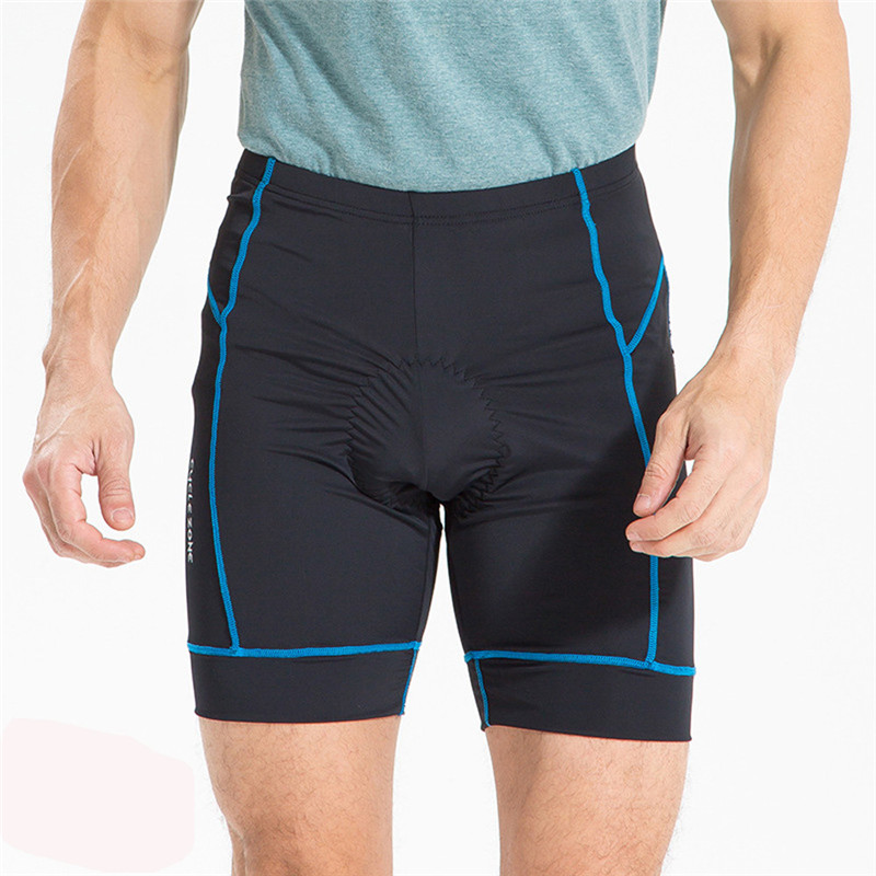 Men Cycling Gel Padded Riding Shorts Mountain Bike Bicycle Quick Dry scanties Outdoor Sport Equipment Big Size S-XXXL M25