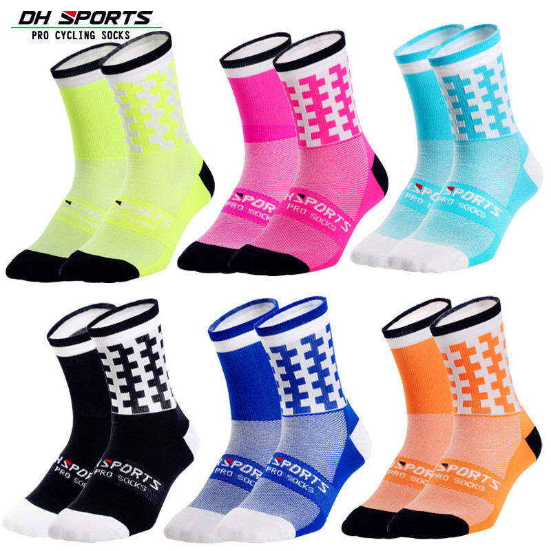 Professional Bike Cycling Sports Socks New Breathable Running Outdoor Sport Sock