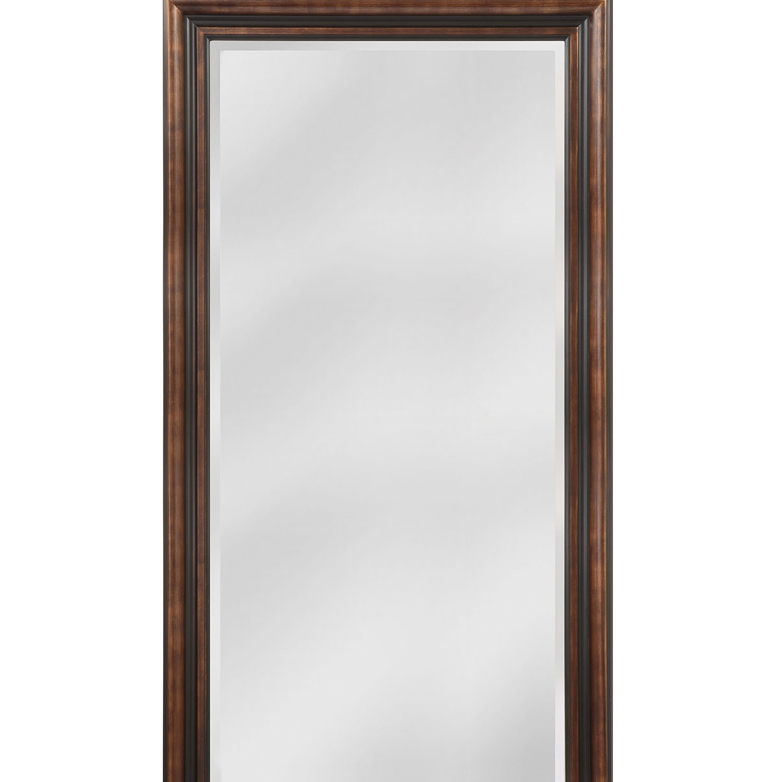 Home Decor Accent Gastonia Wall Mirror Wood Frame Influenced By ...