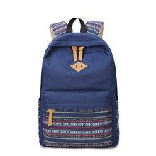 Тиснение Рюкзак девушка сумка новый 2017 Национальная школа сумки женщины mochila Бесплатная доставка CHISPAULO бренд