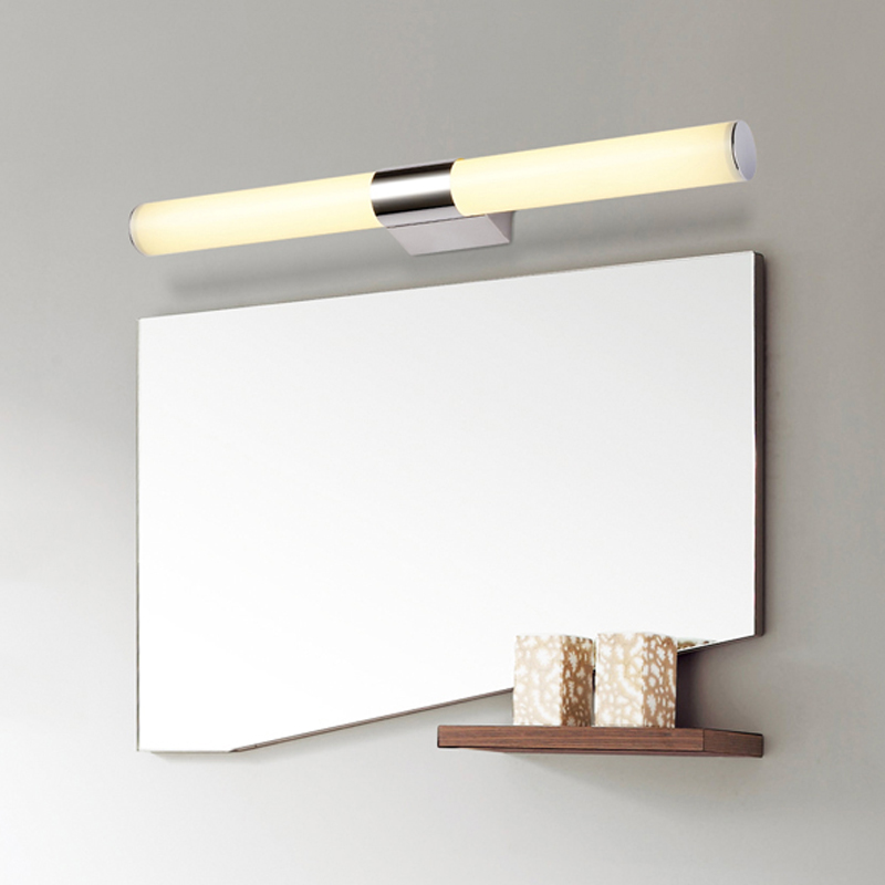 Aliexpress Buy 40cm Minimalist Led Mirror Light Bathroom