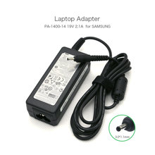 19V 2.1A 40W 3.0*1.1mm Laptop AC Adapter for Samsung Series 9 Notebook NP900X3A NP900X4C PA-1400-14 AD-4019P Power Charger brand new 19v 2 1a 40w ac power laptop charger for samsung notebook ad 6019 530u3c 535u3c n130 n140 n145 n148 n150 nc10 laptop