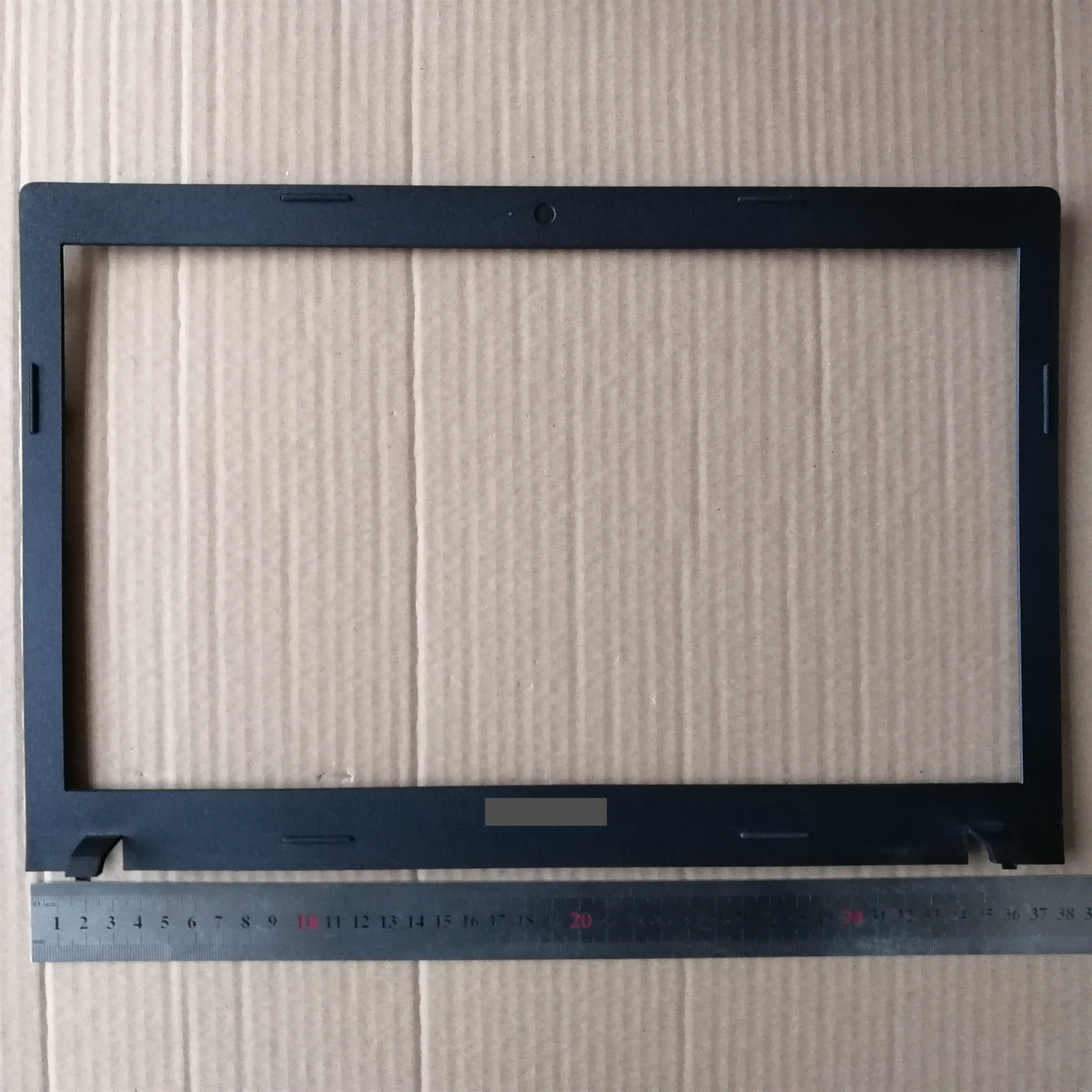 New laptop lcd front bezel cover screen frame for <font><b>Lenovo</b></font> <font><b>G500</b></font> g505 g510 AP0Y0000200 image