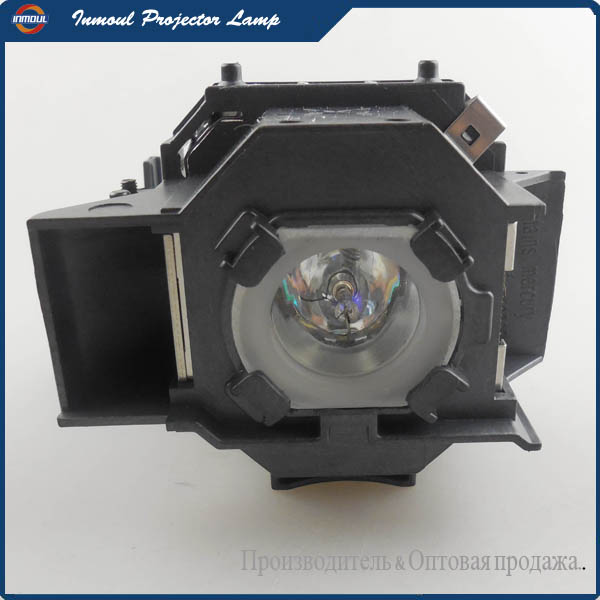 Inmoul Original Projector Lamp EP43 for EMP-TWD10 / EMP-W5D / MovieMate 72 projector lamp elplp43 v13h010l43 for epson emp twd10 emp w5d moviemate 72 with japan phoenix original lamp burner