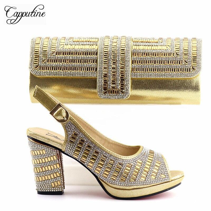 Africana Tx Tacones rojo Cm 1070 De Zapatos plata oro Para Venta azul Cuadrados Bombas Moda Caliente Con Mujer Bolsa Negro Boda 9 Y 3 8nqAT