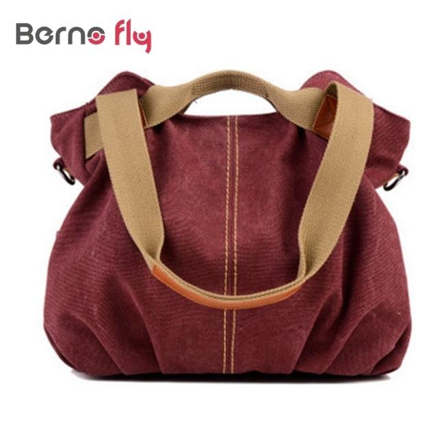 d4c934406 New arrival Casual Women Messenger Bags designer brand Vintage ladies  Crossbody Bag Solid Shoulder handbags Canvas