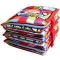 6 м + ребенка мобильный ткань книги мягкие плюшевые рано развивающие игрушки для малышей