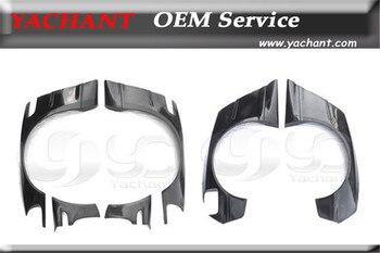 Стеклопластиковый волокно Стекло переднее и заднее 6 шт. подходит для 98-05 E46 3 серии & M3 купе GP PD RB Стиль над крылом вспышек >> Wenzhou Yachant Trading Co., Ltd.