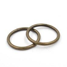 (10 pieces/lot) inner diameter of 30mm metal buckle. Metal hoop. Circle. Clothing & Accessories. Hanging Rings.Buckles