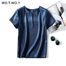 ZSIIBO 2018 Summer European style T Shirt off shoulder Short Sleeve women's clothing
