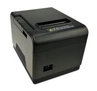 Free Shipping Mini POS 80mm USB Port Thermal Receipt Printer Pos Printer 290mm Sec With Low