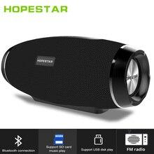 HOPESTAR H27 регби Беспроводной bluetooth-спикер Колонка Стерео 10 Вт Саундбар водонепроницаемый сабвуфер TF звук радио Коробка зарядное бумбокс