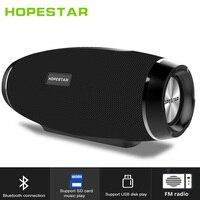 HOPESTAR H27 Rugby Wireless bluetooth speaker Column stereo 10W soundbar waterproof Subwoofer TF radio sound box charger boombox