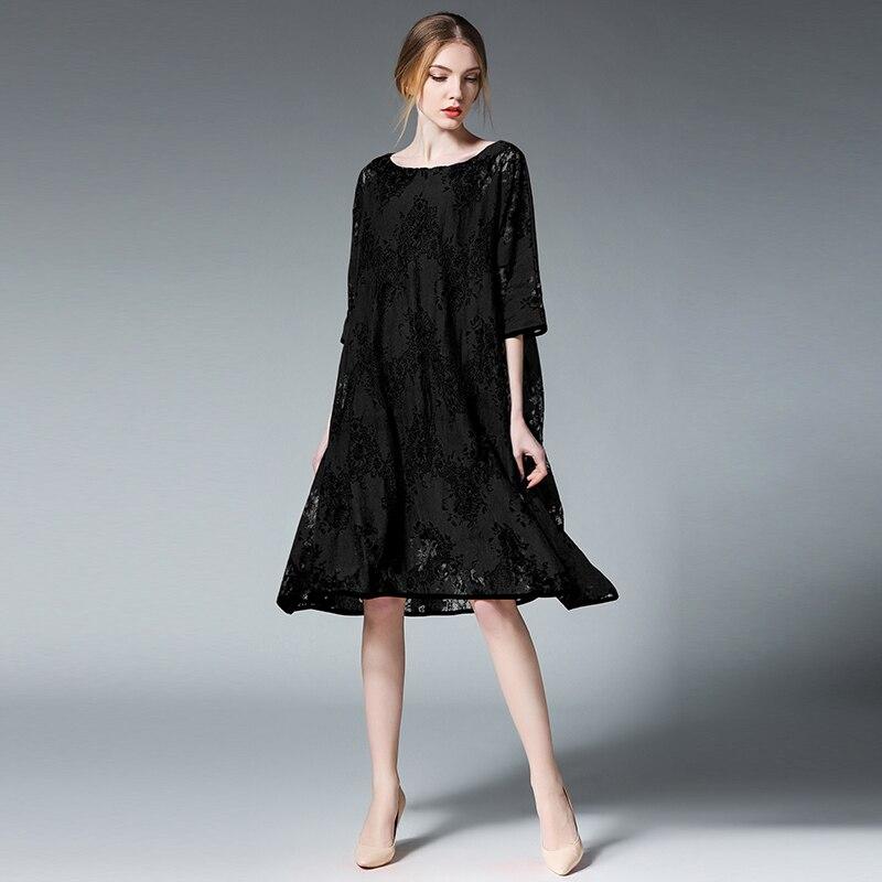Aliexpress.com : Buy Euramerican women Plus size dresses fashion ...