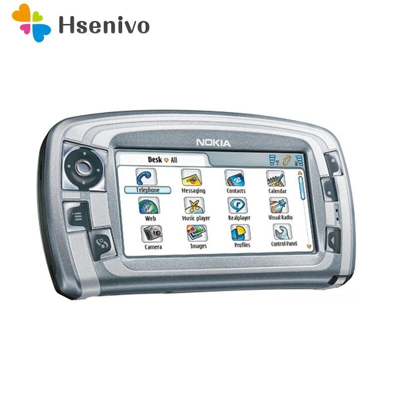 7710 100% Original Unlocked Nokia 7710 3G 3.5' TFT Resistive Touch Screen