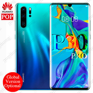 Huawei P30 Pro Mobile-Phone 128gb 2gb NFC Quick Charge 4.0 Wireless Charging Octa Core
