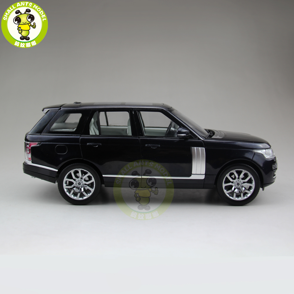 1/18 RANGE Suv Car Rover Welly GTAutos Diecast Metal SUV CAR MODEL Toys for kids children Boy Girl gift hobby collection