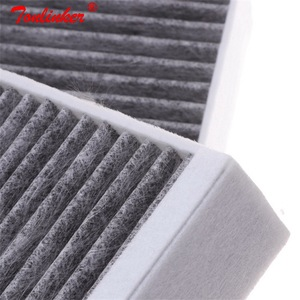Image 5 - Cabin Filter For Mercedes benz GL class X164 320 CDI 4MATIC 450 550 Year 2008 2009 2010 2011 2012 Model Filter OEM A1648300218