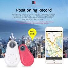 Smart Remote Control Anti Lost Keychain Alarm Bluetooth Tracker Key Finder Tags Localizador GPS Locator