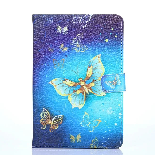 Print Cover For New 2019 Samsung Galaxy Tab S5e 10.5 T720 T725 Tablet For Samsung Galaxy Tab S5e 10.5 Inch Colorfull Case +Pen