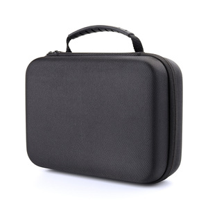 Image 5 - Hard Portable Carry Shockproof Case Bag for ZOOM H1, H2N, H5, H4N, H6, F8, Q8 Handy Music Recorders, Charger, Mic Tripod Adapter
