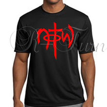 NOTW Christian Not Of This World Faith Prayer Jesus Church Religious T- SHIRT Free shipping Tops t-shirt Fashion цена и фото