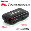 [RedStar]Laser Plastic packing box with protection sponge No.1 size 132x90x37mm(5.2x3.5x1.5inch) Flashlight Gift packing box