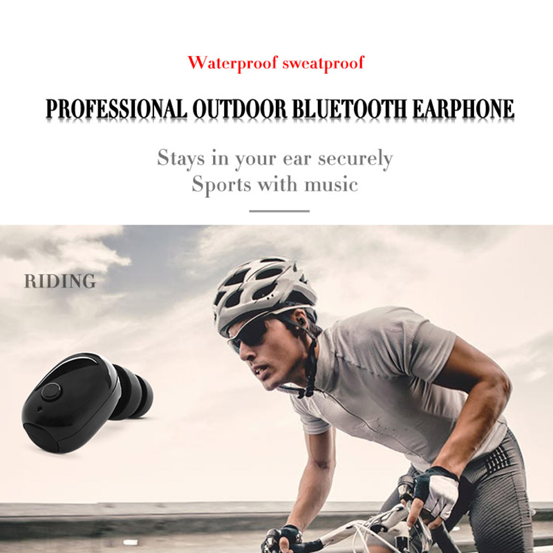 Waterproof Swimming Bluetooth Earphone - for Sport & Diving 1