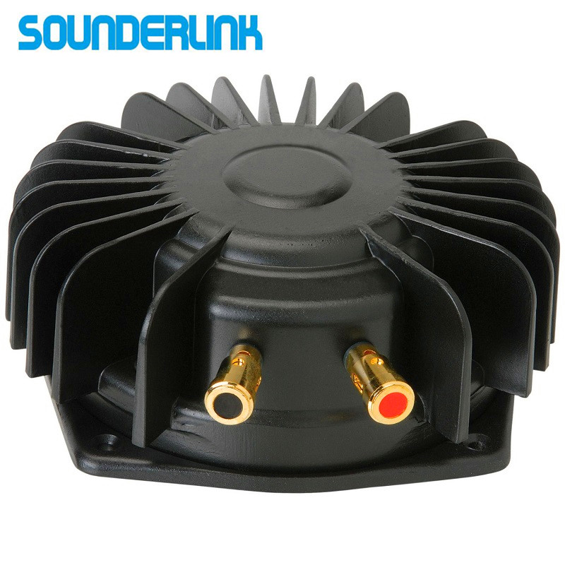 Sounderlink 1pc 2inch 50mm 25w High Power Resonance Vibration Speaker Full Range Drive Plane Shaker Loudspeaker Diy Speakers Consumer Electronics
