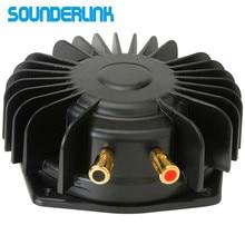 Sounderlink 6 дюймов 50 Вт тактильный преобразователь динамик низких частот басовая Вибрация Динамик DIY Массаж домашний кинотеатр на сиденье в машину на диван 100 Вт