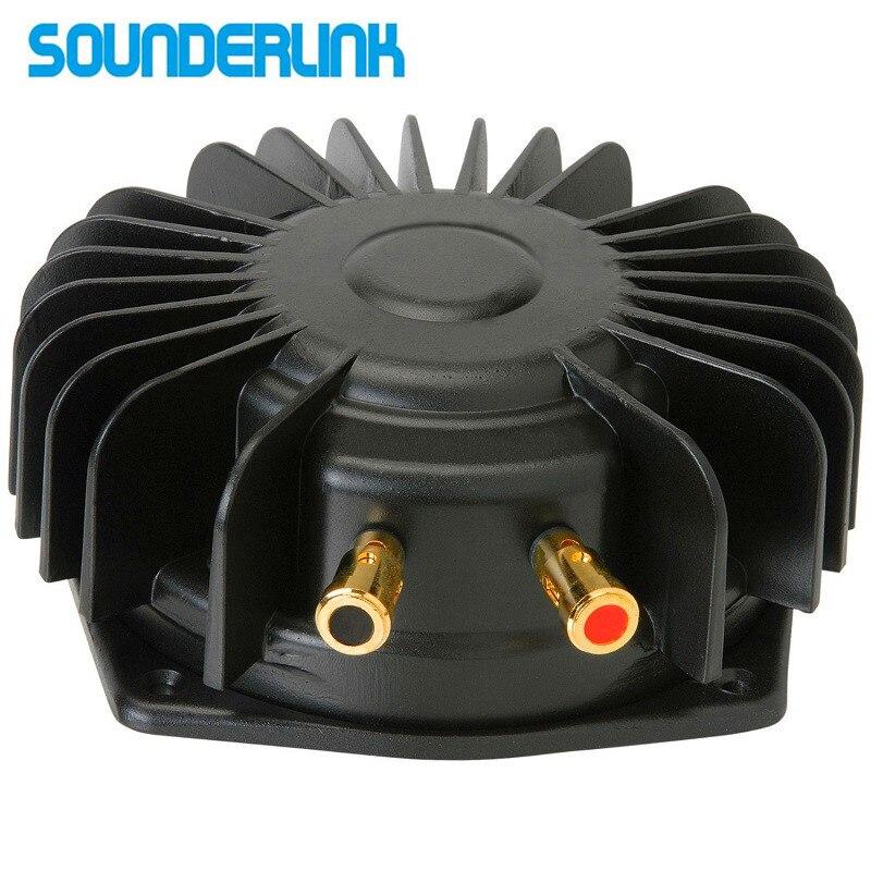 Sounderlink 6 pouce 50 W tactile transducteur basse shaker basse vibration haut-parleur BRICOLAGE massage home cinéma canapé de siège de voiture 100 W