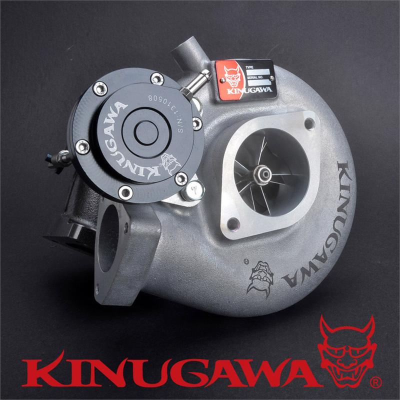 Kinugawa 9B TW Turbocharger TD06SL2 18G 8cm T25 5 Bolt for Nissan Silvia SR20DET 200SX S14 S15 in Turbo Chargers Parts from Automobiles Motorcycles
