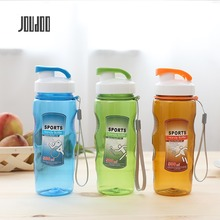 JOUDOO Plastic Brief Water Bottle 500 ML Drinking Portable Space Bottles Travel Gym Climbing Cycling For SL0001 35
