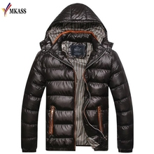New Sale Winter Jacket Men Warm Down Jacket Casual Parka Men padded Winter Jacket Casual Handsome Winter Coat For Men