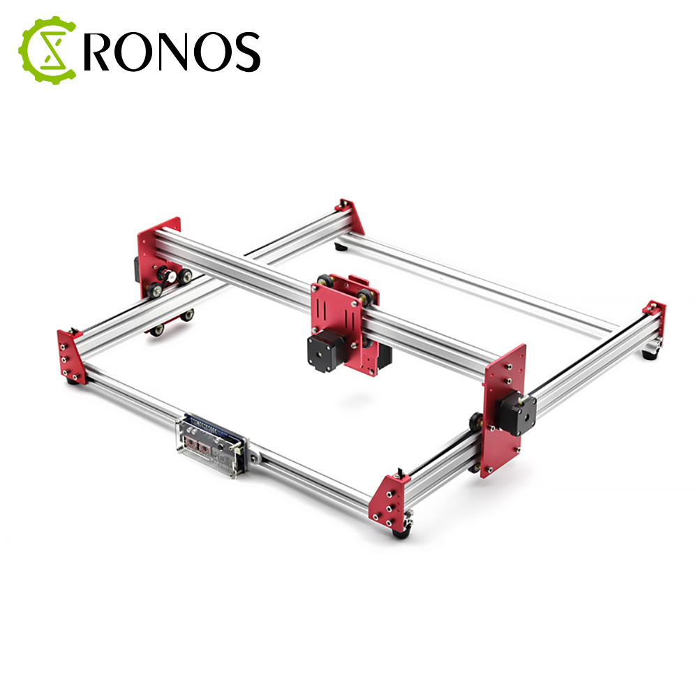 CRONOS 5500mW/15W Laser Engraving Machine and 2Axis Wood Router for Marking Advanced Toys 4