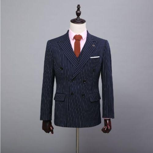 Aliexpresscom Buy New Design Striped Suit Latest Coat Pant