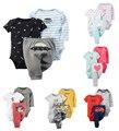 2017 do bebê da menina do menino bebes crianças roupas ternos 3 pcs conjuntos pires de vôo roupas de roupas pijama cueca infantil pijama asseclas