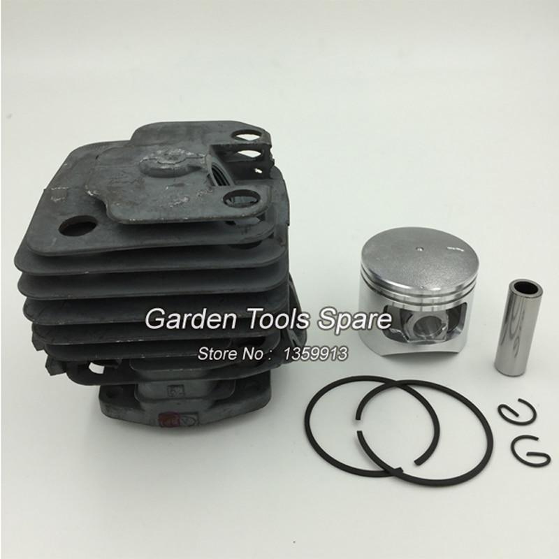 цены  5200 High quality  gasoline 45MM Chainsaw  parts cylinder kits