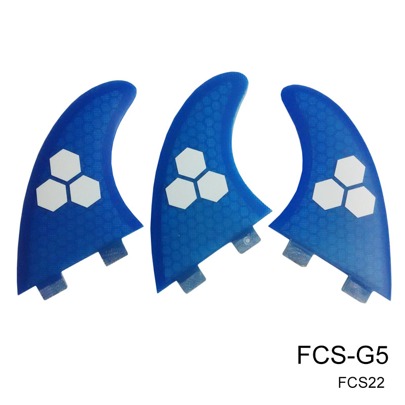 FCS G5 flossen surfbrett fin M größe Fiberglas Waben Carbon Fiber alle farbe