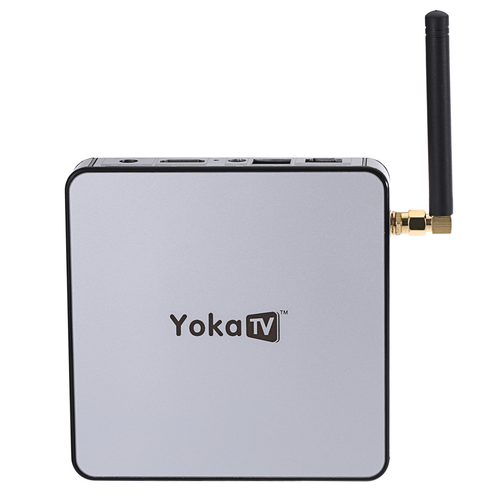 Original Yokatv KB2 Android TV Box Amlogic S912 Octa Core Dual Band WiFi Bluetooth 4.0 2G RAM 32G EMMC ROM 4K Set-Top Box TV shinsklly x92 android tv box amlogic s912 octa core ram 2g rom 16g 32g smart tv box android 6 0 wifi 4k 3d player set top box
