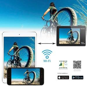 Image 4 - EKEN V50 Pro Actionกล้องAmbarella A12 IMX258 SENSORจริง 4K 30FPSรถจักรยานยนต์กล้องWiFi GOมินิกีฬากล้อง