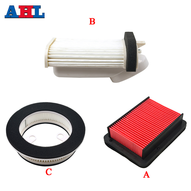 2008-2011 For YAMAHA XP500 XP 500 T MAX TMAX 2008 2009 2010 2011 4B5-14451-00 4B5-15407-00-00 Motorcycle Air Filter Cleaner