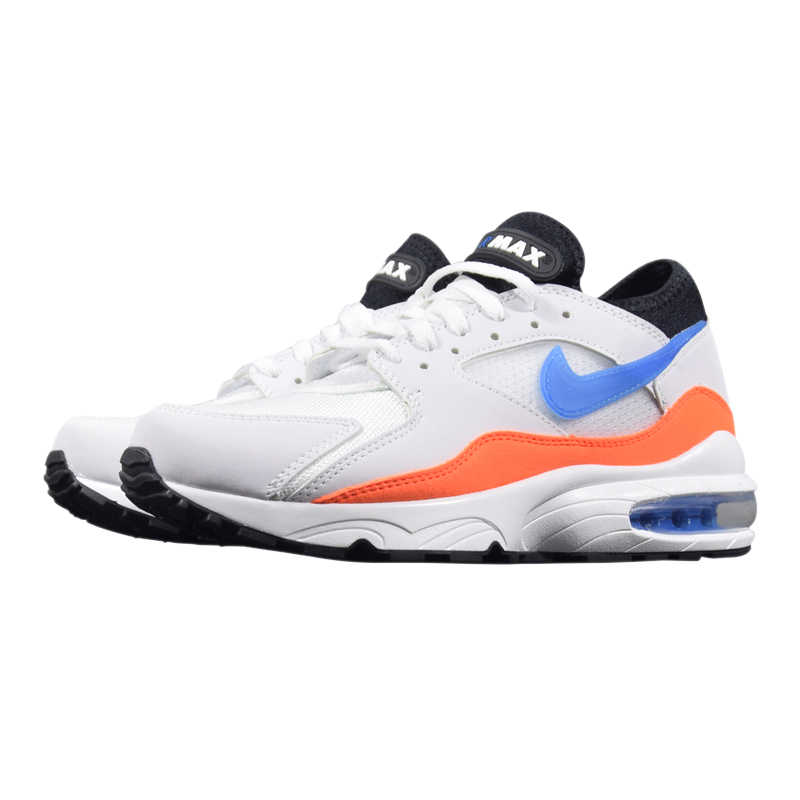 buy online e359b ea0b0 ... New Arrival Original Nike Air Max 93 Men s Running Shoes, Shock  Absorption Breathable Lightweight Non ...