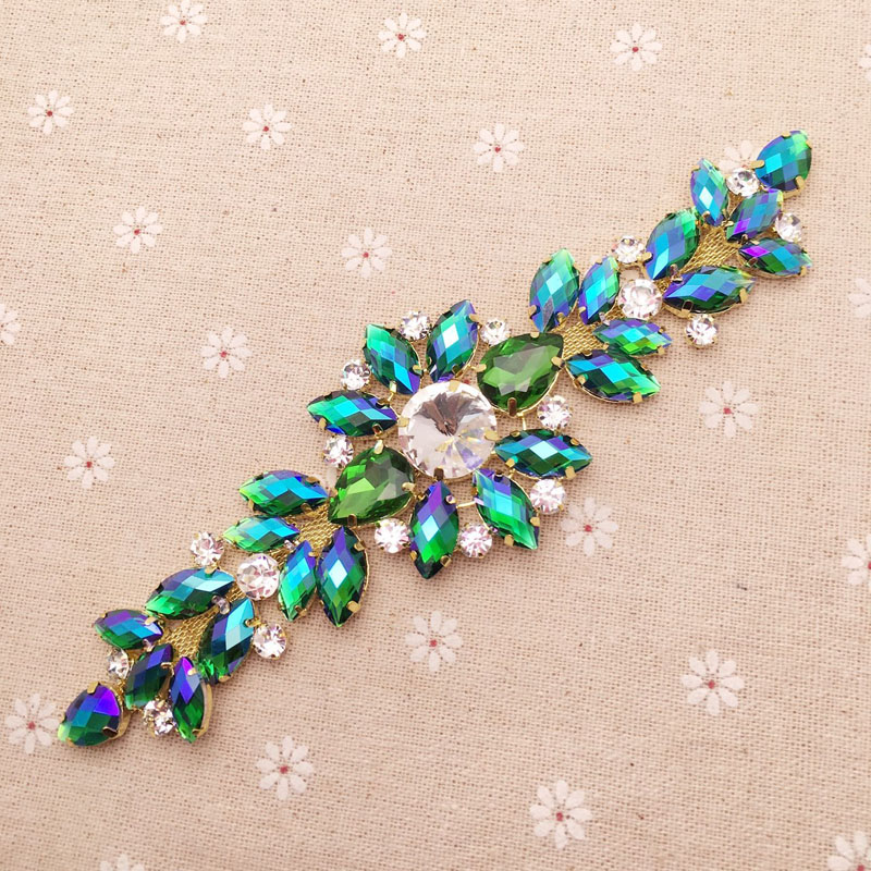 Buy green rhinestones resin and get free shipping on AliExpress.com c49aeee8dee4