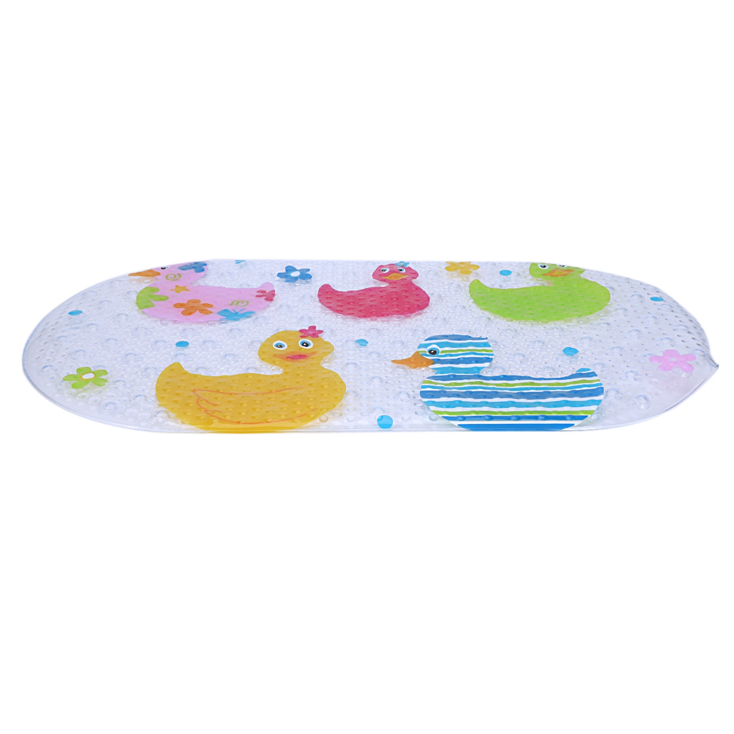 Kids Cartoon Non Slip Suction PVC Safety