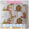 Продвижение! Китти микки детская кроватка мультфильм пеленки мешок в продаже, Хранения висит сумка для детская кровать, Размер : 62 * 52 см, Много цветов в наличии